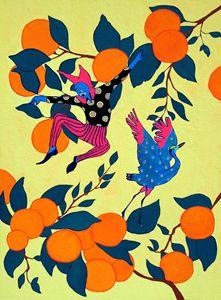 Mandarin Thieves