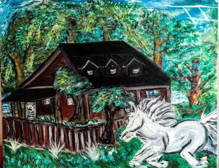 White Horse - Salvatore Rizzo