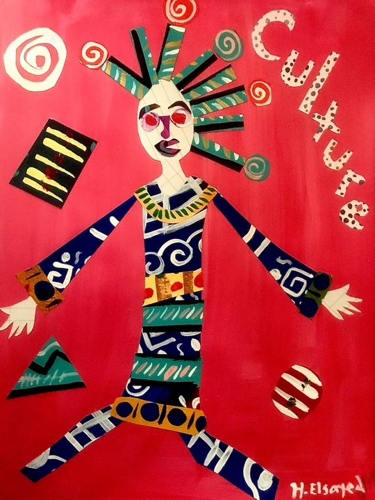 Culture - homayra elsayed
