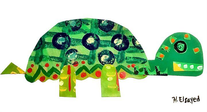 Turtle - homayra elsayed