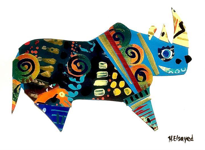 Rhino - homayra elsayed