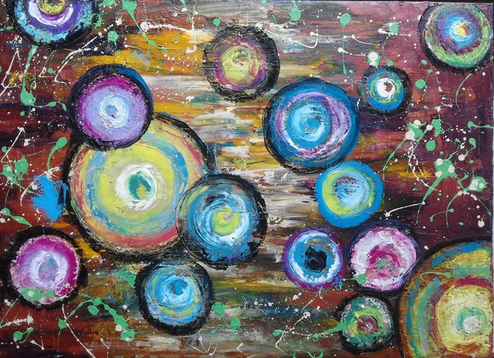 Circles - AsiArt