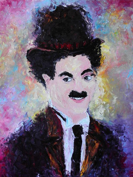 ''Chaplin'' - AsiArt