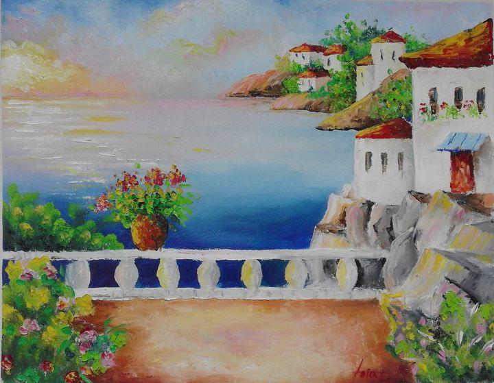 ''Island idyll - AsiArt