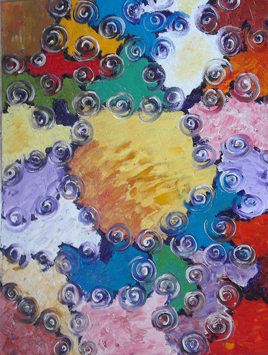 Patchwork - AsiArt