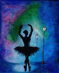 Street Light Dancer