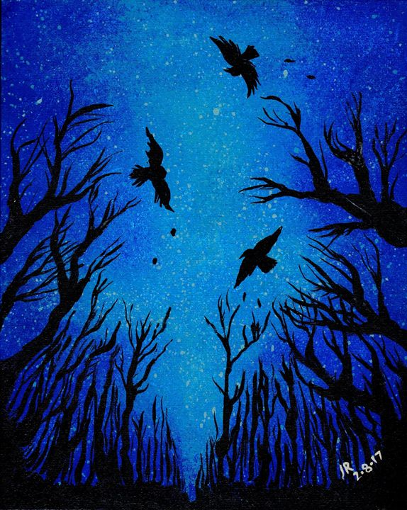 Night Birds - Jenae's Perspective