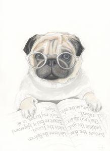 A Pug To-Do List