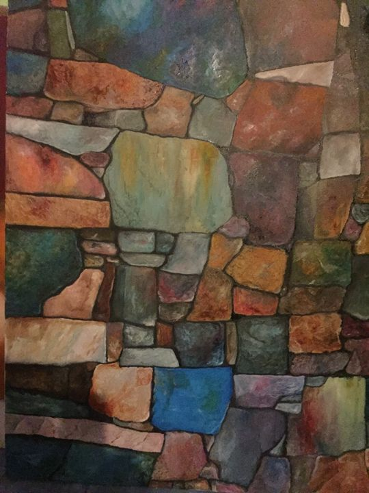 le mur de charles - walter metzker hoyon
