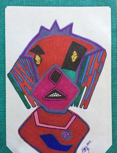 Picasso Hula