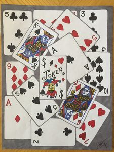 Jokers Wild - Kitty's Creations