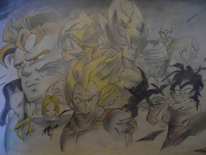 Legend of the Z fighters