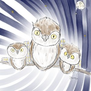 The Owls In The Tree