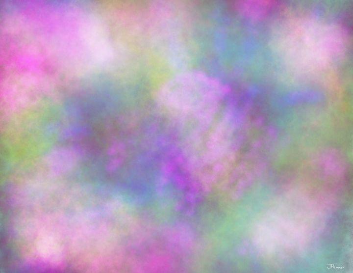 Violet stars - Hammar.arts