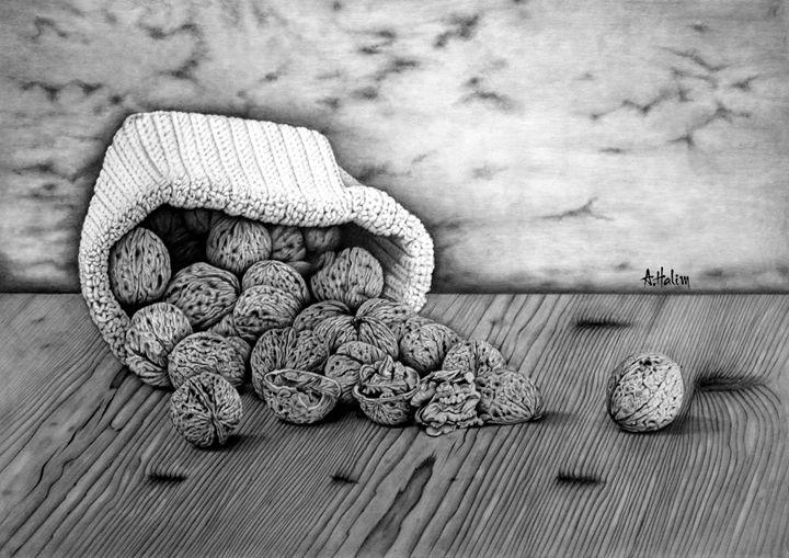 Still life - A. Halim Khalifa