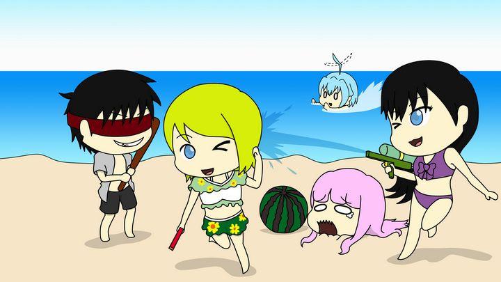 Beach Party - Andriana121
