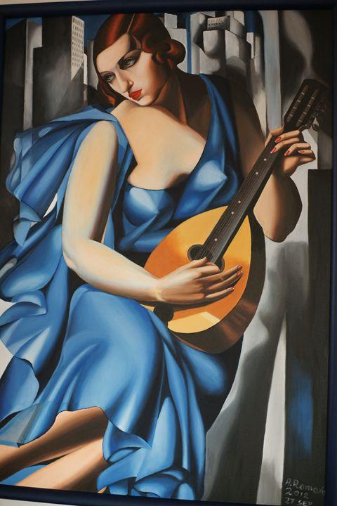 Tamara L. copy - GalerieMansart