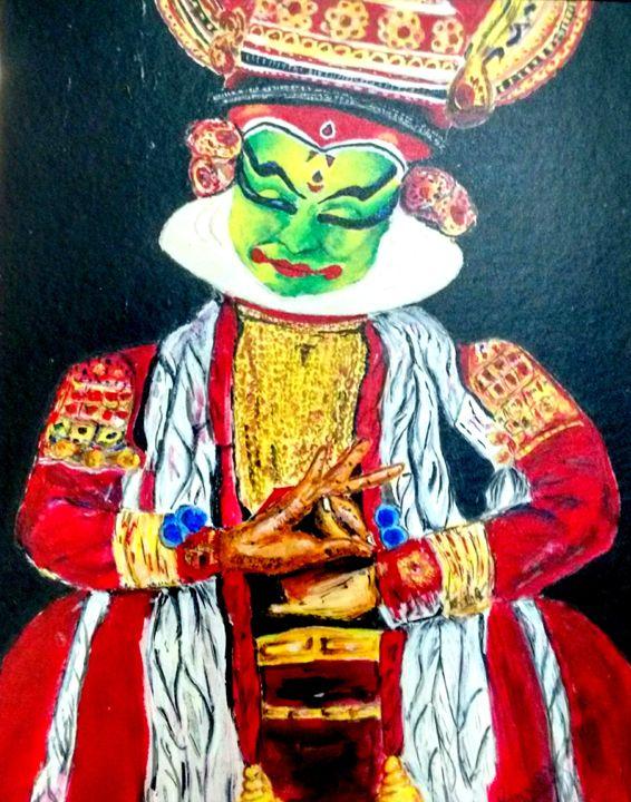 KATHAKALI - Pranav