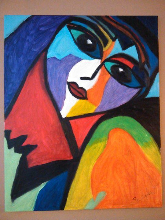 Colorful Lady - Selina Lynn