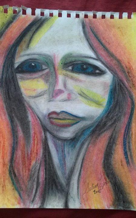 Sad Girl - Selina Lynn