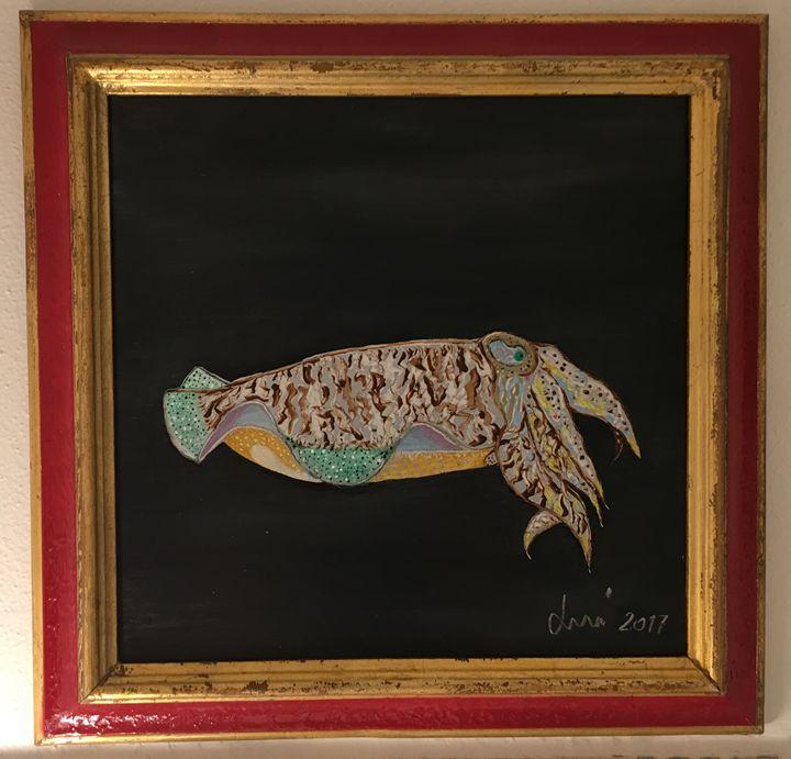 La Seppia - Gabriele Leonardi
