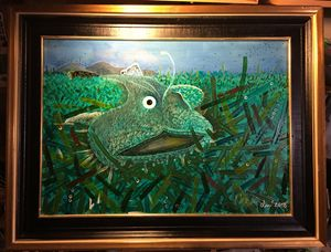 La Rana Pescatrice