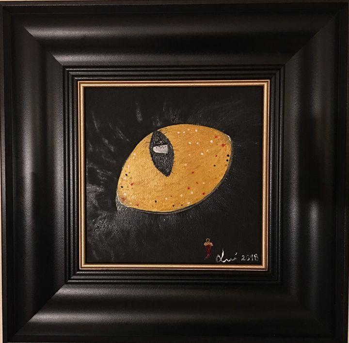 L'occhio di gatto - Gabriele Leonardi