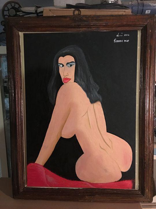 Donna nuda - Gabriele Leonardi