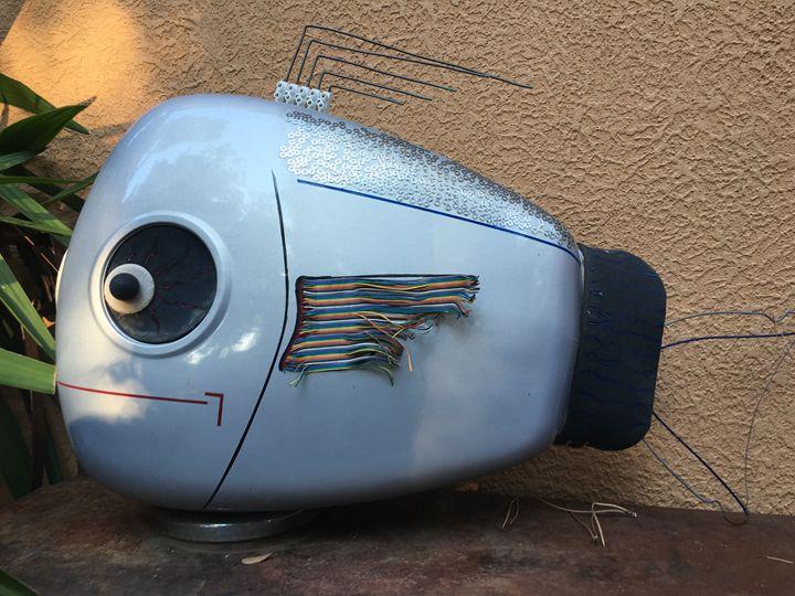Pesce serbatoio - Gabriele Leonardi