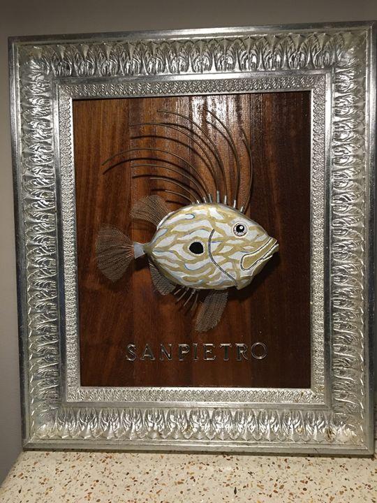Il Pesce Sanpietro - Gabriele Leonardi