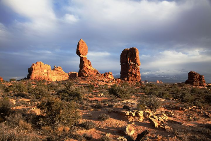 Arches National Park - Mark Smith Nature Photography