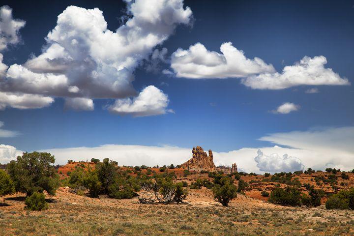 San Rafael Swell - Mark Smith Nature Photography