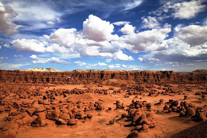 Goblin Valley State Park - Mark Smith Nature Photography