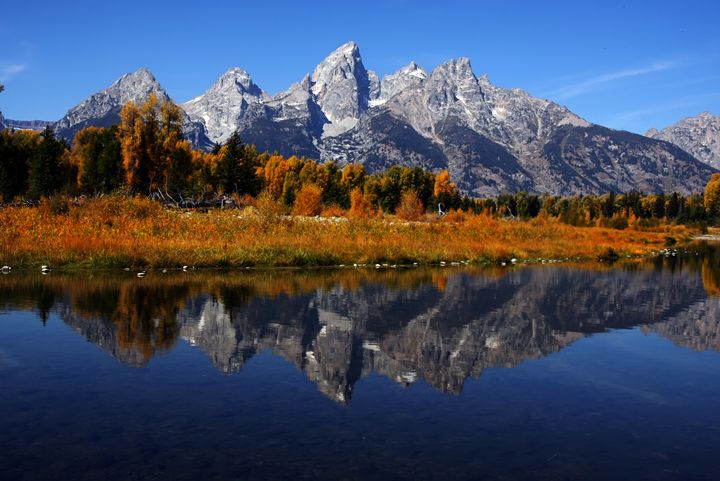 Grand Tetons National Park - Mark Smith Nature Photography