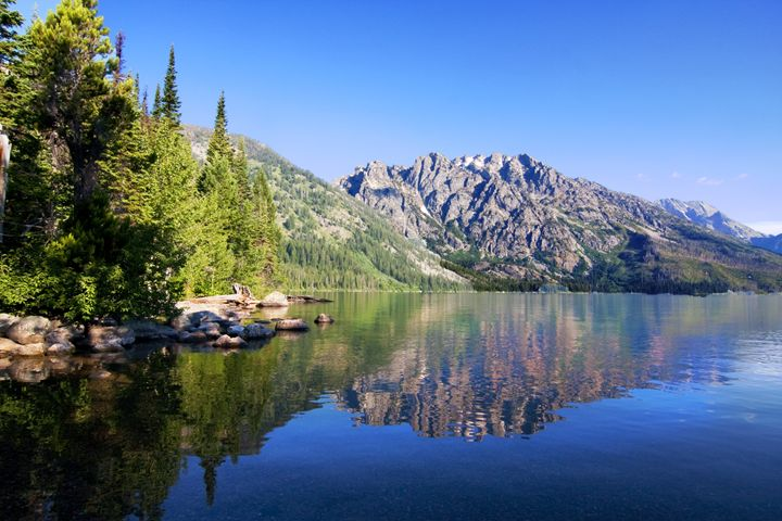 Grand Tetons National - Mark Smith Nature Photography