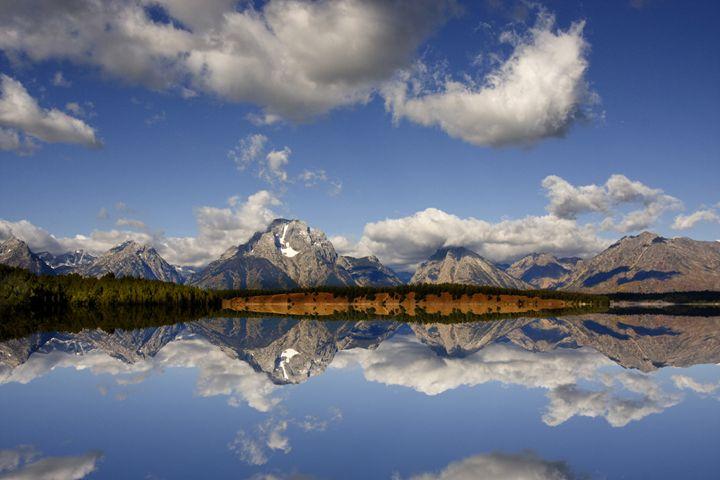 Grand Tetons National Park - Mark Smith Nature Photography