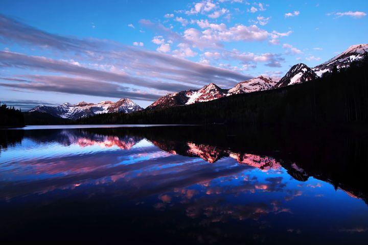 Mountain Lake - Mark Smith Nature Photography