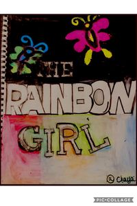 The rainbow girl