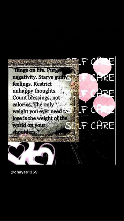 Self care - HueArtsy