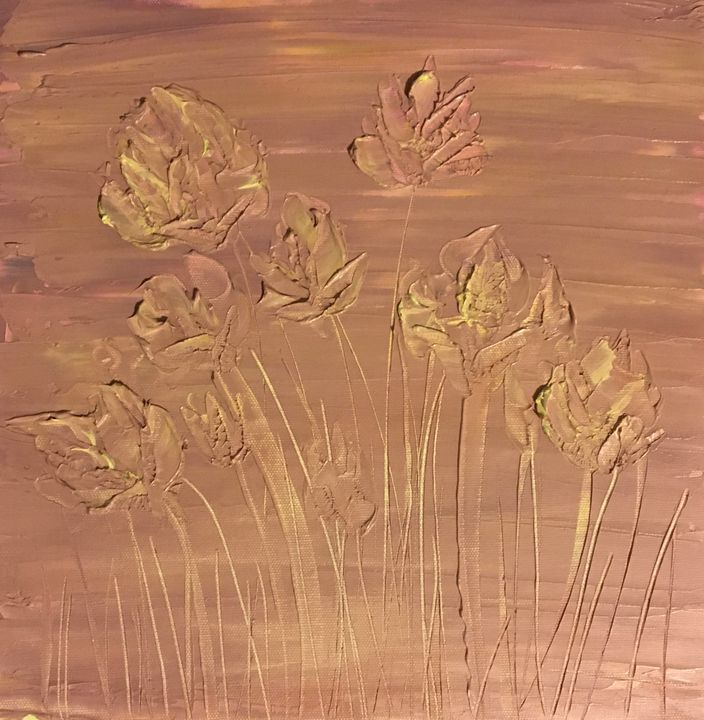 Faded Flowers - Ayşe Uğuz