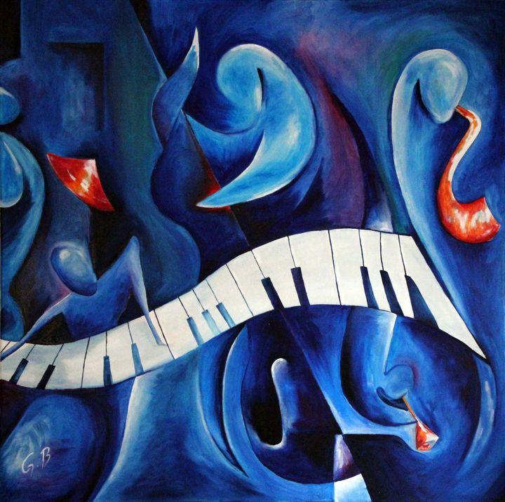 Music is Life - Gaelle Barret
