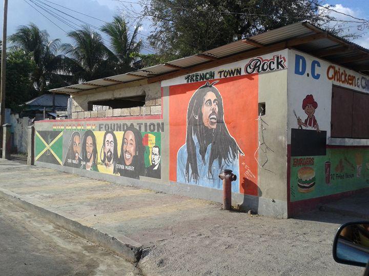 Trench Town, Kingston Jamaica - Kelsey Adair