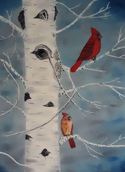 Cardinal Rules - Rita Waldrop
