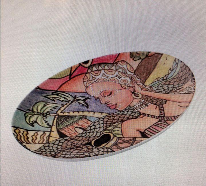 dinner plates - DjZodiac