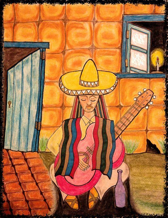 the Mexican - DjZodiac