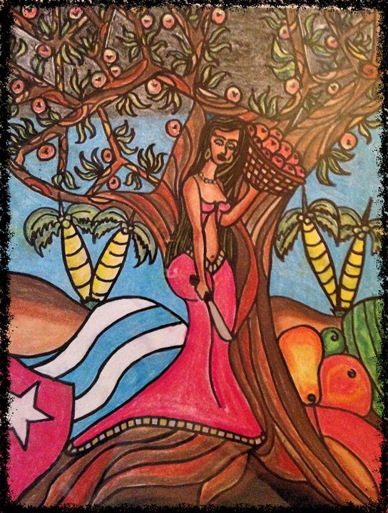 cuban women - DjZodiac