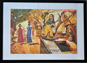 Acrylic/Oil  Canvas Paintings