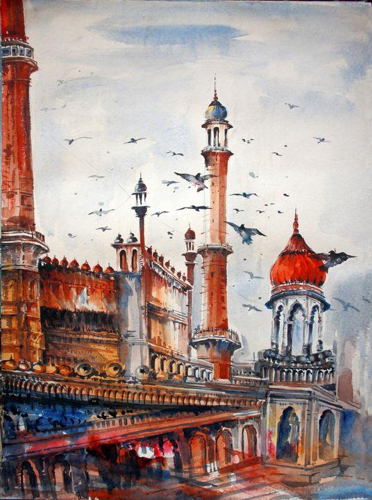 Bara Imambara - Seema Maurya