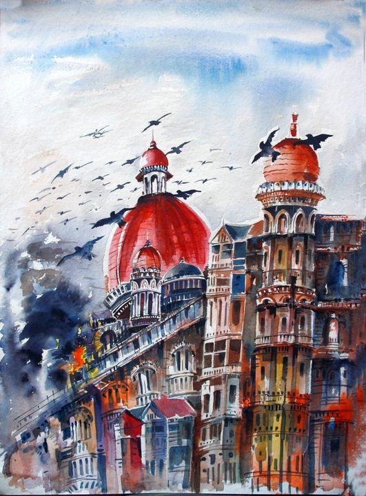 taj hotel mumbai terror attack - Seema Maurya