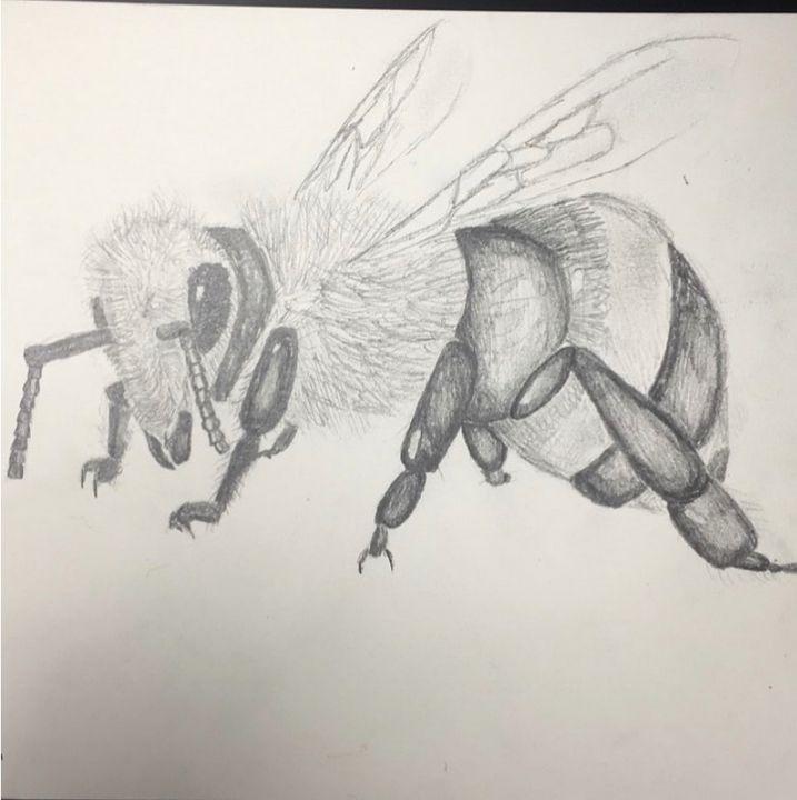 Save the bees - Autumn Jayne